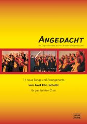 Angedacht - Songbook