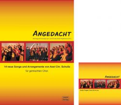 CD + Songbook Angedacht