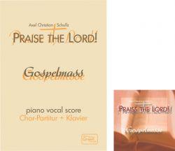 CD + Klavierpartitur Praise the Lord! (Gospelmesse)