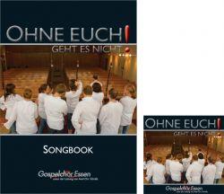 CD + Songbook Ohne euch geht es nicht!