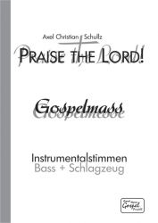 Gospelmesse Praise the Lord! - Instrumentalstimmen