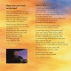 Never turn your back on the Lord - PDF/mp3